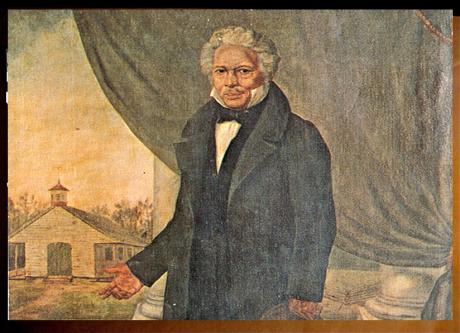 Sieur Nicolas Augustin Metoyer, F.M.C.